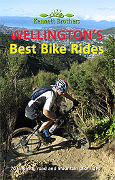Wellington's Best Bike Rides (2009).