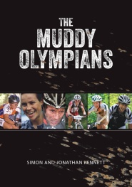 Muddy Olympians - New Zealands six mountain bike Olympians: Kathy Lynch, Susy Pryde, Kashi Leuchs, Robyn Wong, Rosara Joseph, Karen Hanlen (2012) 