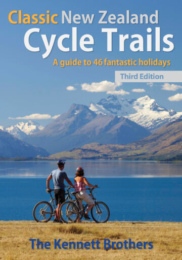2015-Classic NZ Cycle Trails 3rd ed 2015 cover front