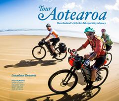 Cover: Tour Aotearoa