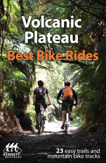 Volcanic Plateau Best Bike Rides cover