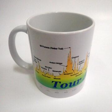 Tour Aotearoa mug