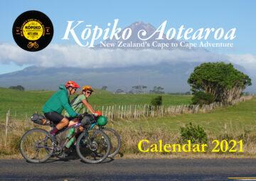 2021 Kopiko Calendar - cover