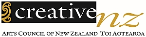 Made with the support of Creative New Zealand Toi Aotearoa
